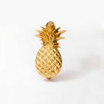 BoDuck Pineapple door knocker gold