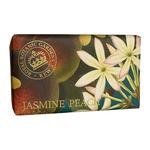 Kew Gardens Kew Gardens Jasmine Peach Luxury Shea Butter Soap 240g
