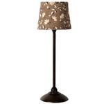 Maileg Maileg Miniature floor lamp - Anthracite