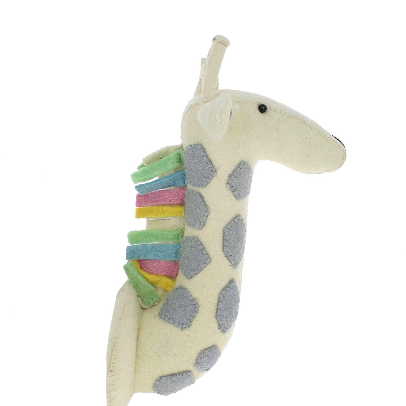 Fiona Walker Fiona Walker Semi Pastel Safari Giraffe Head