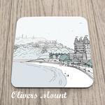 Homebird Coaster Olivers Mount - Alex Anderson Scarborough Single Tableware