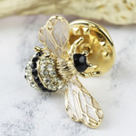 Lisa Angel Large Bumblebee Pin