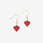 Materia Rica Materia Rica Clinking Hearts Earrings