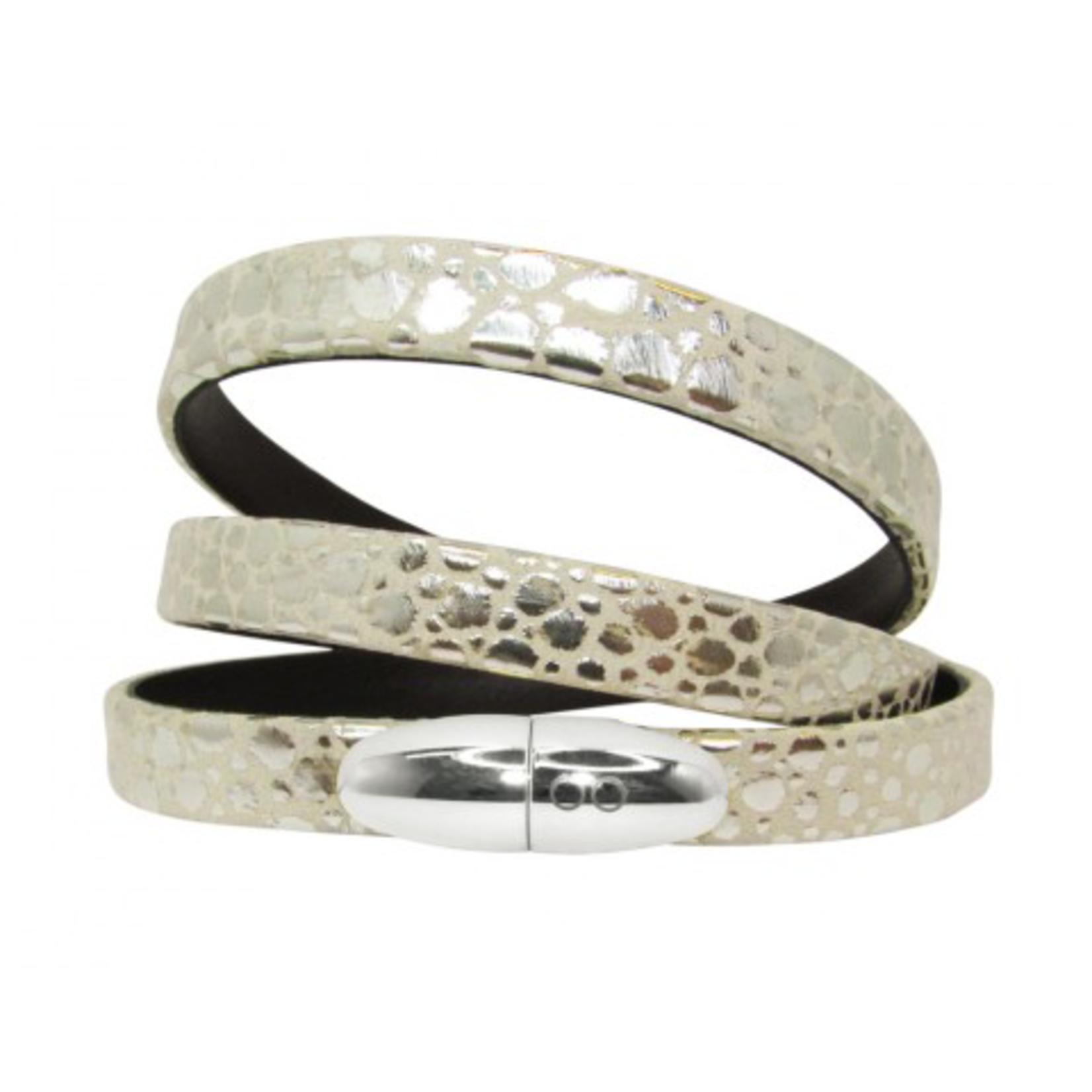 Antonio Ben Chimol Antonio Ben Chimol Stardust leather bracelet