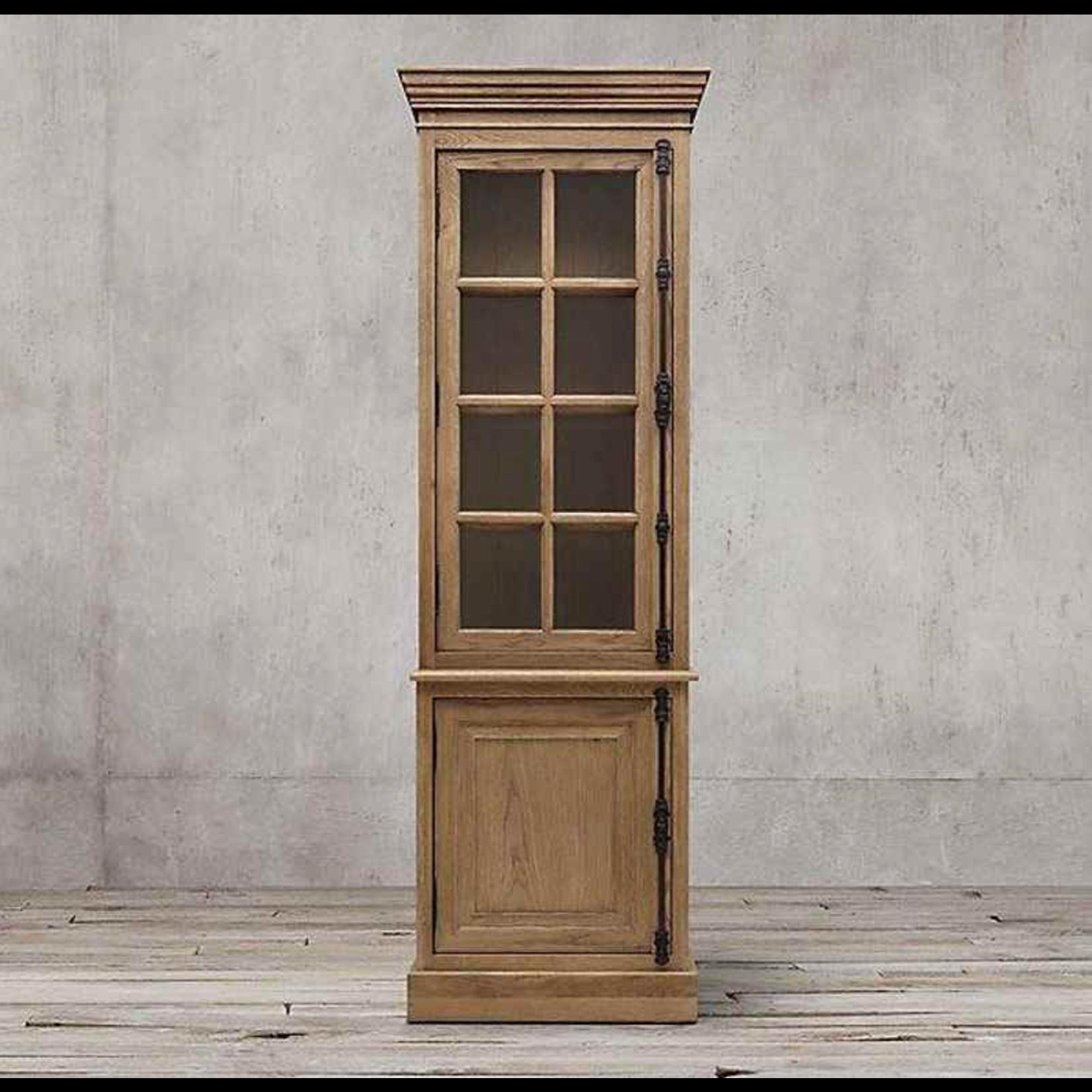 IRON RANGE French Door Window Espagnolette Lever Handle door Lock Left Hand Antique Iron