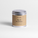 St. Eval St Eval Tin Bay and Rosemary Candle