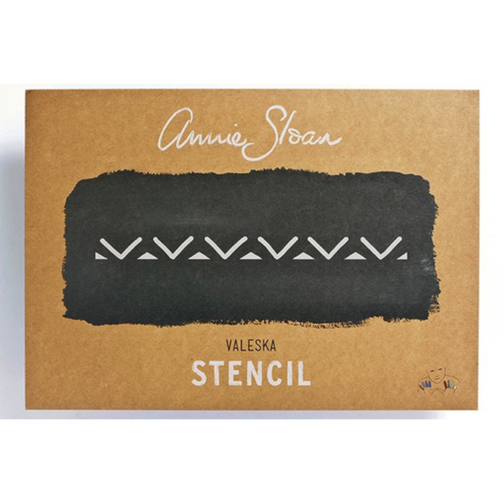 Annie Sloan Annie Sloan Stencil Valeska A3