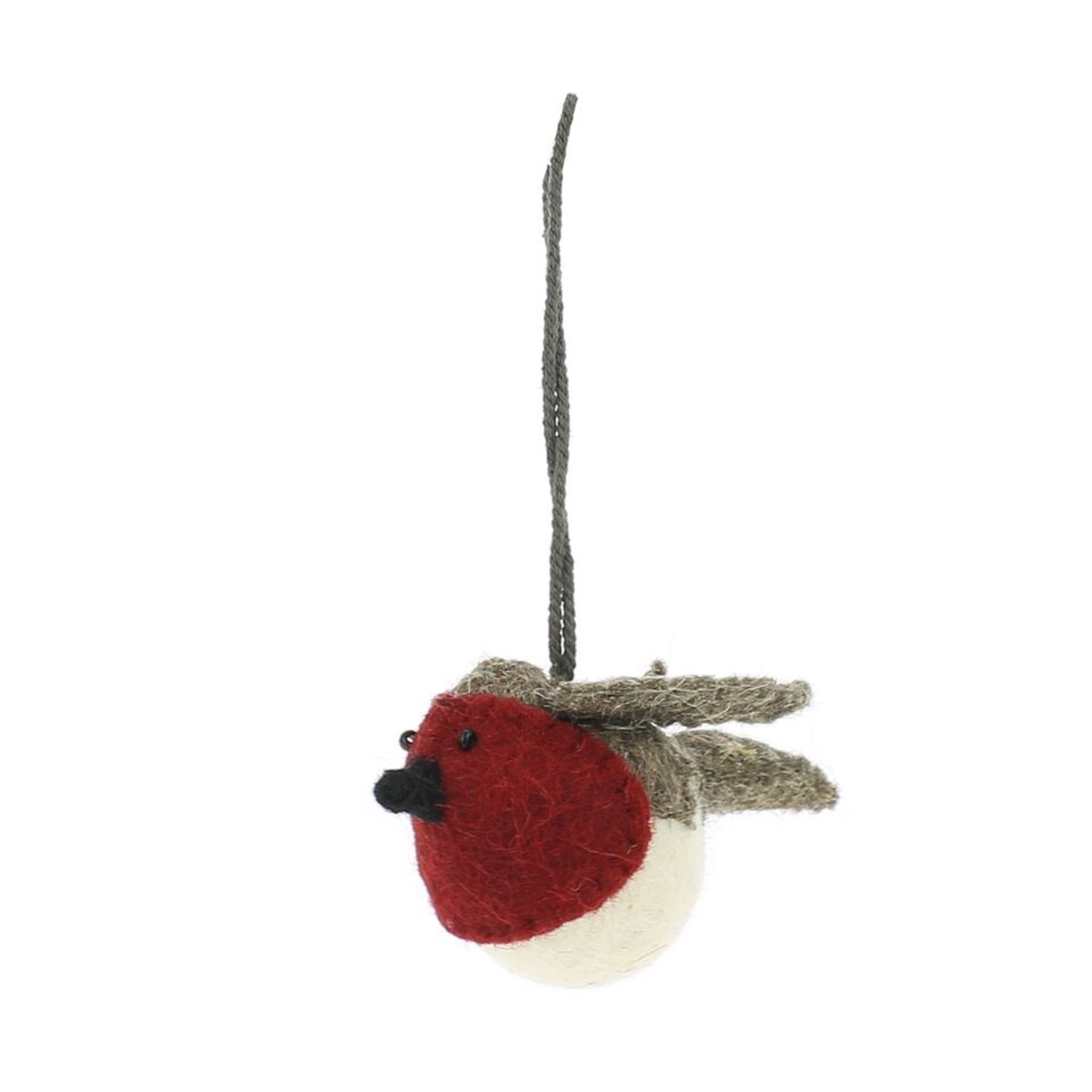 Fiona Walker Fiona Walker extra Small Hanging Robin (XS) 5cm