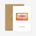 All The Ways To Say Birthday Tape Card - You're Not that old, Right?