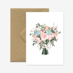 All The Ways To Say Bouquet with Love Card