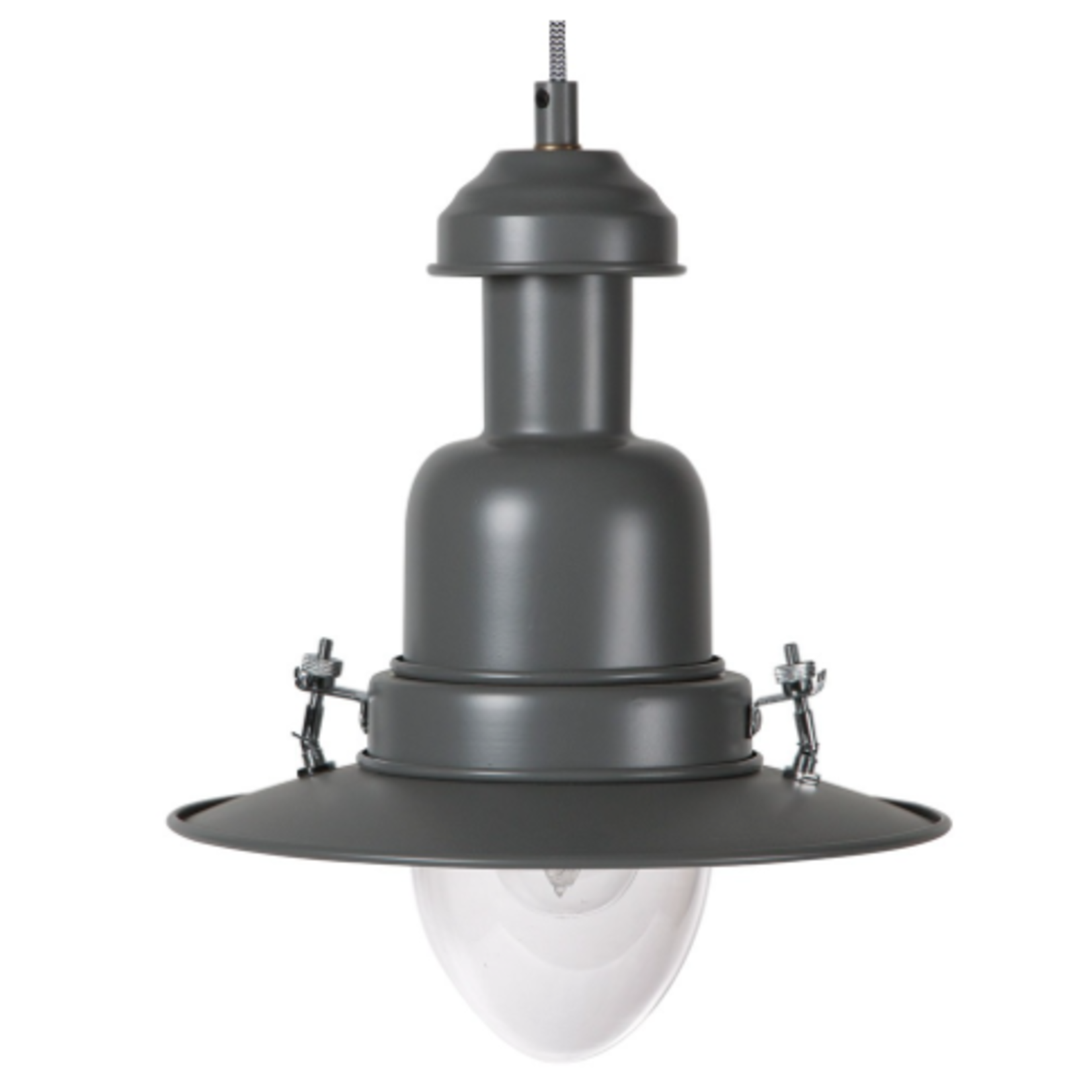 GT DISCOUNTED Pendant Fishing Light - Charcoal - small dent WAS £65