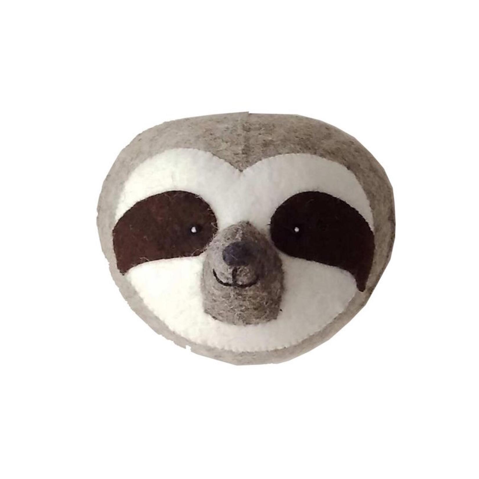 Fiona Walker Fiona Walker Mini Sloth Head