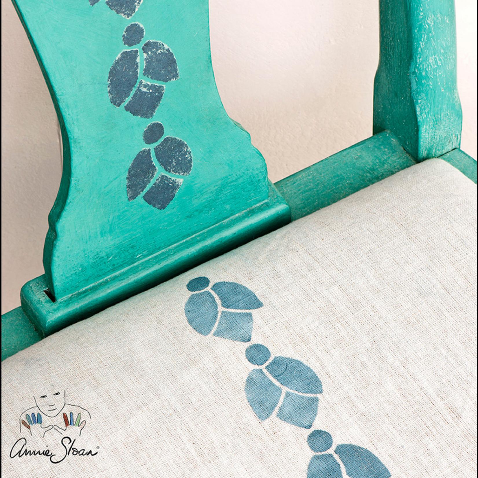 Annie Sloan Annie Sloan Stencil Bell Flowers A4