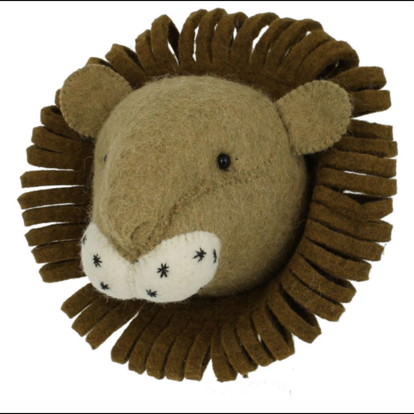 Fiona Walker Fiona Walker Mini Lion Head