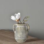 Grand Illusions Magnolia White Artificial Plant Stem  H30cm