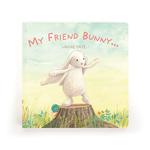 Jellycat Jellycat My Friend Bunny Book