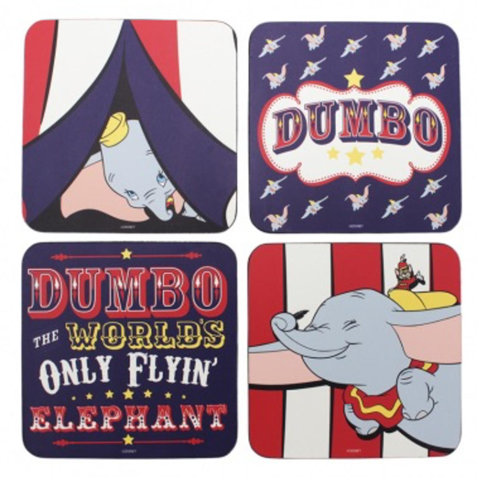 Half Moon Bay Coaster Set Of 4 - Dumbo