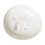 Maileg Maileg Bunny Green Melamine bowl
