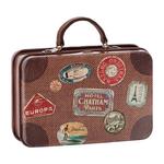 Maileg Maileg Metal Suitcase, Brown
