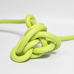 Nud Per Metre NUD Textile Cable/Flex 2 core Celery Green