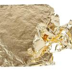Annie Sloan Annie Sloan Transfer Leaf Brass (Gold colour) 25 sheets