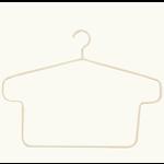 Maileg Maileg 3 Hangers for loose pants - Mini