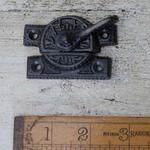 IRON RANGE Kenrick Style Sash Window Fastener lock