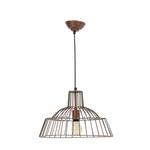 Light & Living Hanging lamp 40x26 cm BARDINA wire antique copper
