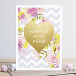 Louise Tiler Happily Ever After Card