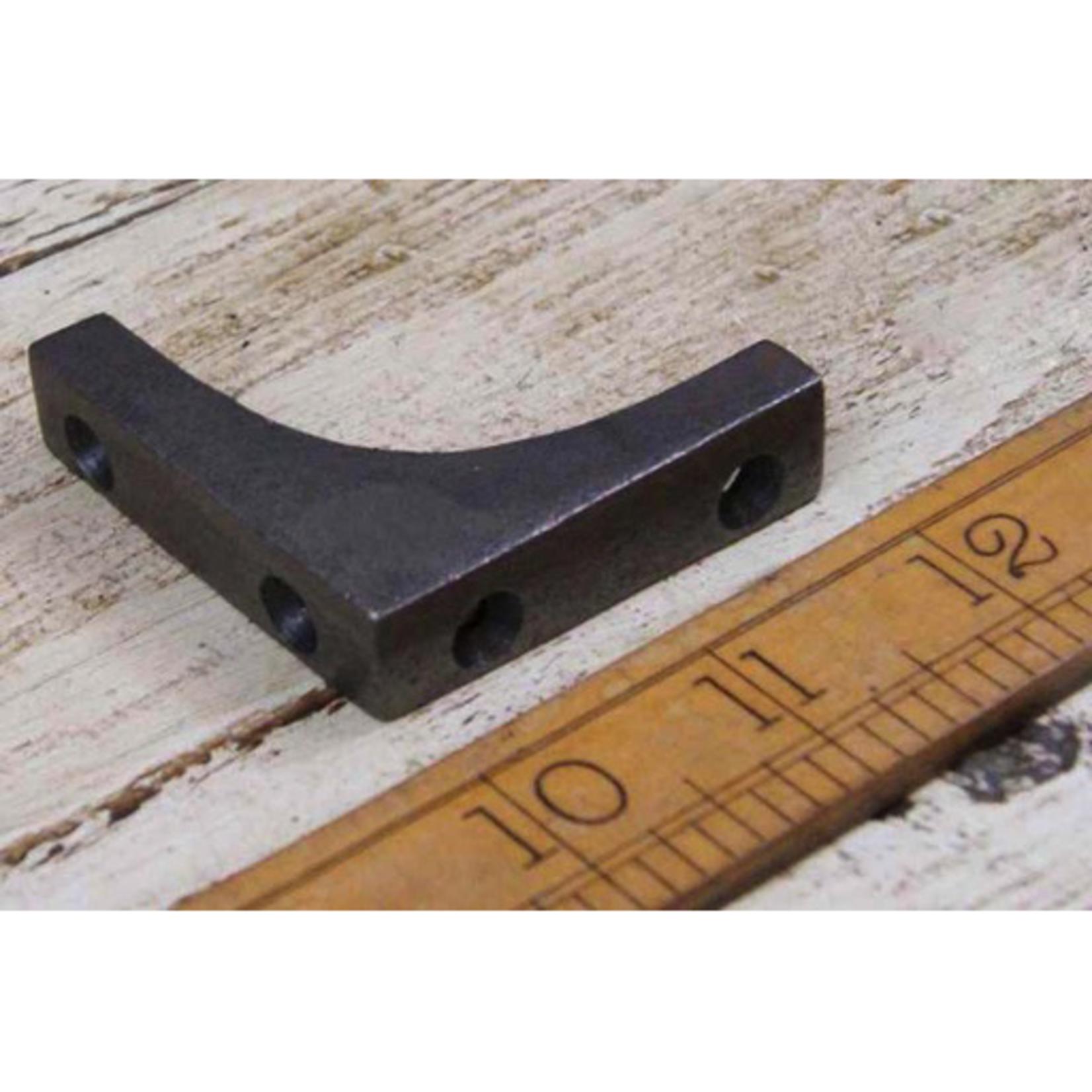 IRON RANGE Chest Corner Cap Protector Fitting Cast Antique Iron