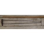 """IRON RANGE Hairpin Leg 2 Prong Antique Iron 30"""" / 760mm"""