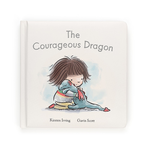 Jellycat Jellycat The Courageous Dragon Book RETIRED