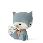 Picca Loulou PICCA LOULOU Fox (Blue) in Gift Box - 18 cm