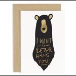 OLD ENGLISH CO. Bear Hug Card