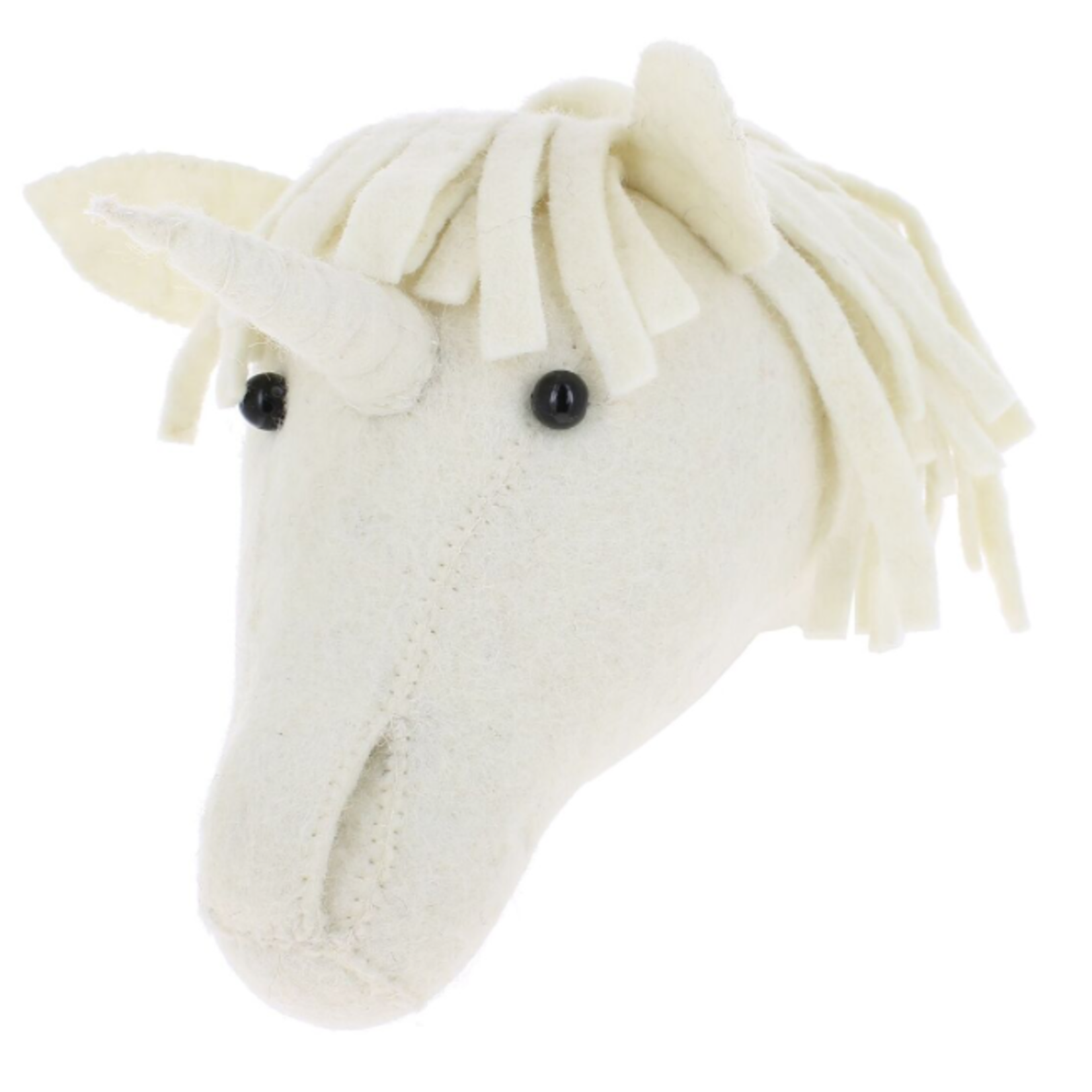 Fiona Walker Fiona Walker Mini Baby Unicorn Head