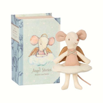 Maileg Maileg Angel Mouse Big Sister in Box