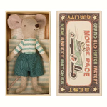 Maileg Maileg Big brother mouse in Matchbox NEW