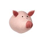 Fiona Walker Fiona Walker Pig Felt Head Original Large Size