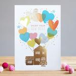 Louise Tiler Enjoy your new home card