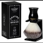 Gentlemen's Hardware DISCOUNTED Gentlemen's Hardware Shaving Brush & Stand - SCUFFED HANDLE