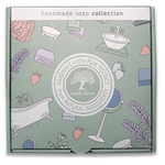 Wild Olive Wild Olive Experience Soap Collection - GREEN BOX