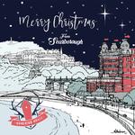 Homebird Cards 2020 Scarborough Christmas Cards Mixed - P-16229