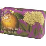 Kew Gardens Kew Gardens Elderflower & Pomelo Luxury Shea Butter Soap 240g