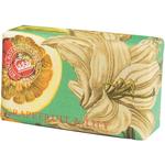 Kew Gardens Kew Gardens Grapefruit & Lily Luxury Shea Butter Soap 240g
