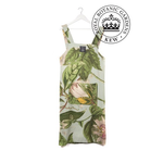 ONE HUNDRED STARS KEW Apron/Pinafore Passion Flower Aqua