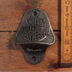 IRON RANGE Bottle Opener Wall Mounted HARLEY DAVIDSON Ant Iron