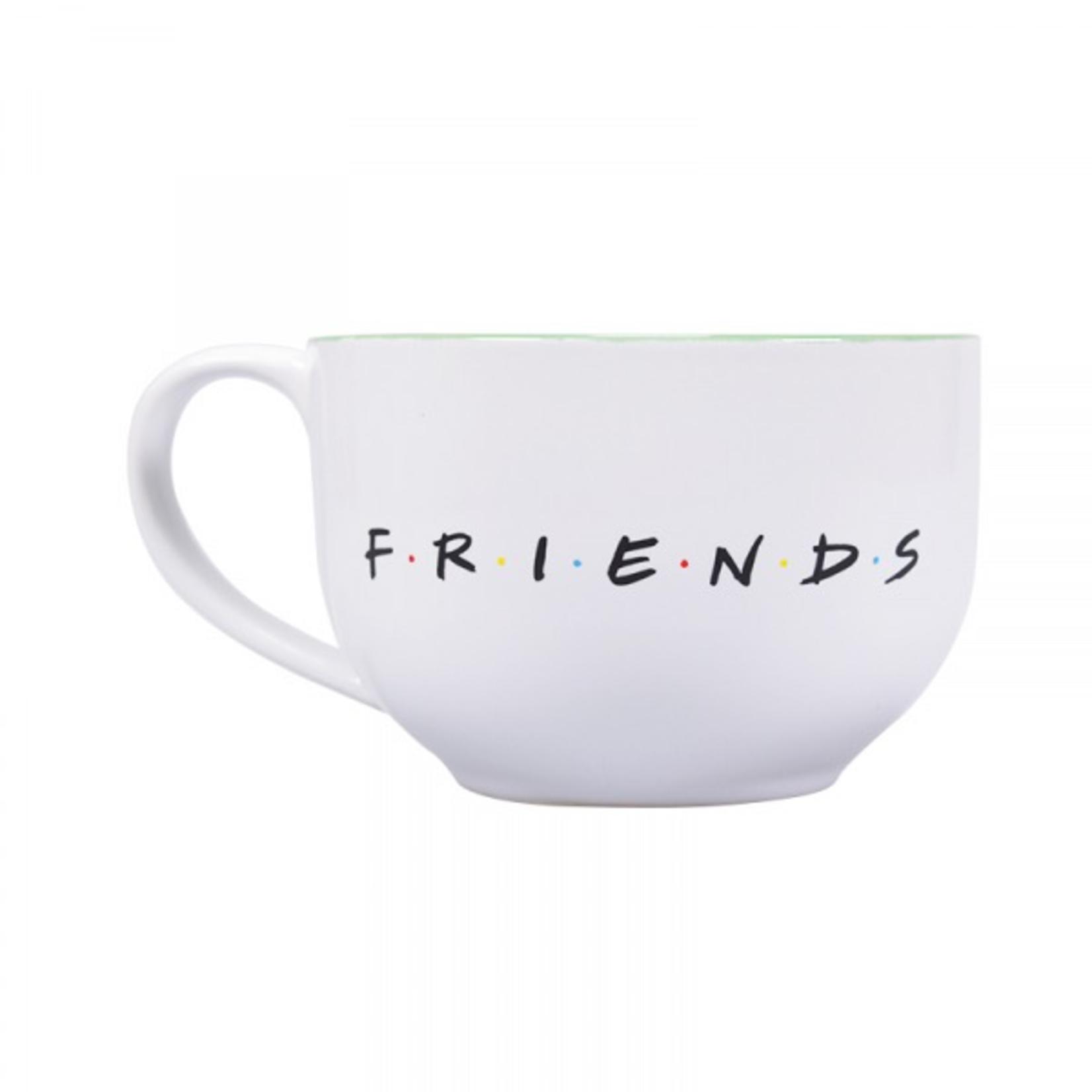Half Moon Bay Friends Large Mug - Central Perk