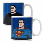 Half Moon Bay Superman (Clark Kent) Mug Heat Changing (425ml)