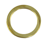 SL British Made Extra Brass Shade Ring