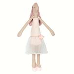 Maileg Maileg Mega Ballerina Bunny, Rose